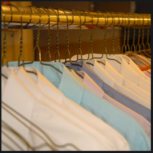 dry cleaning service glasgow image
