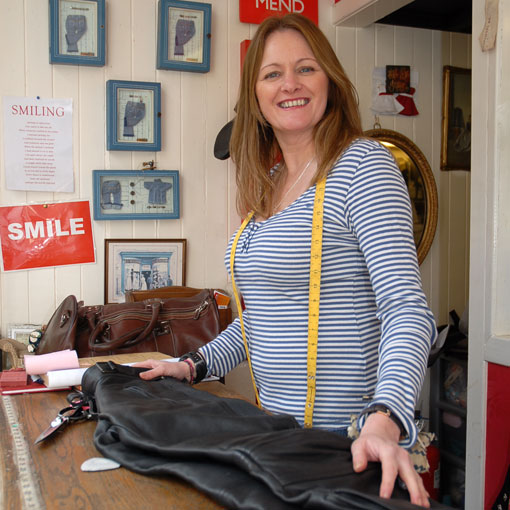 esther may owen - tailoring alterations owner